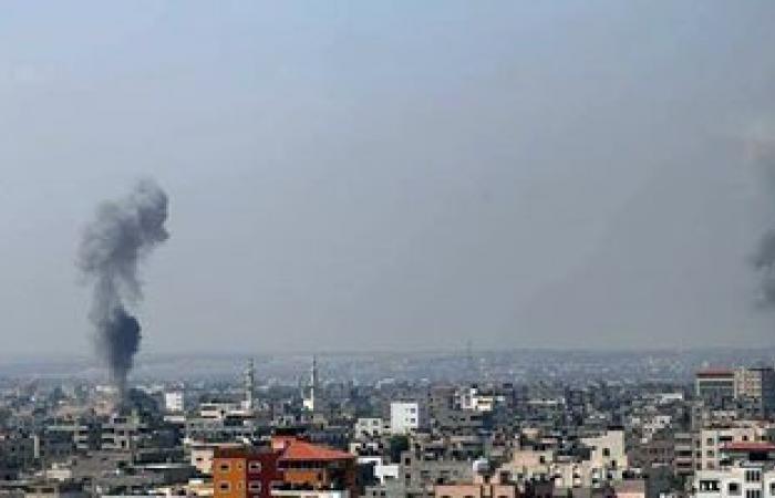 سلاح الجو الإسرائيلى يشن غارة على الجولان