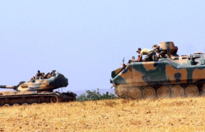 مصدر بالجيش السورى: سوريا تقاتل تركيا بشكل غير مباشر