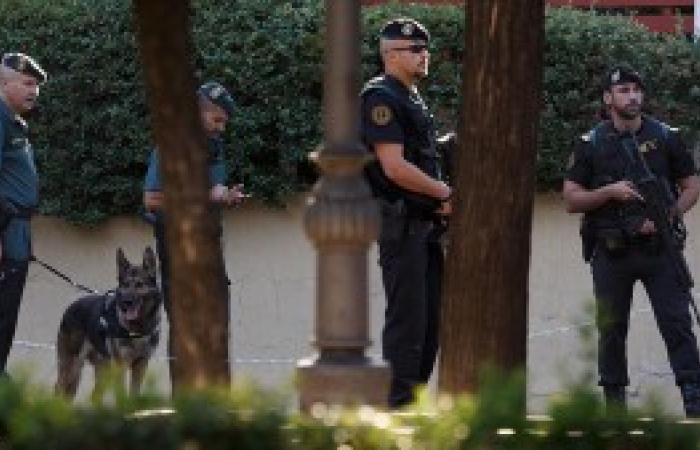 إسبانيا تعتقل 4 أشخاص يشتبه في صلتهم بداعش