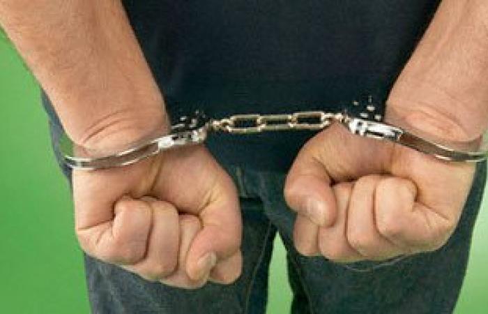 ضبط عامل وعاطل أثناء سرقتهما 5 قطع من قضبان السكة الحديد بالمنوفية