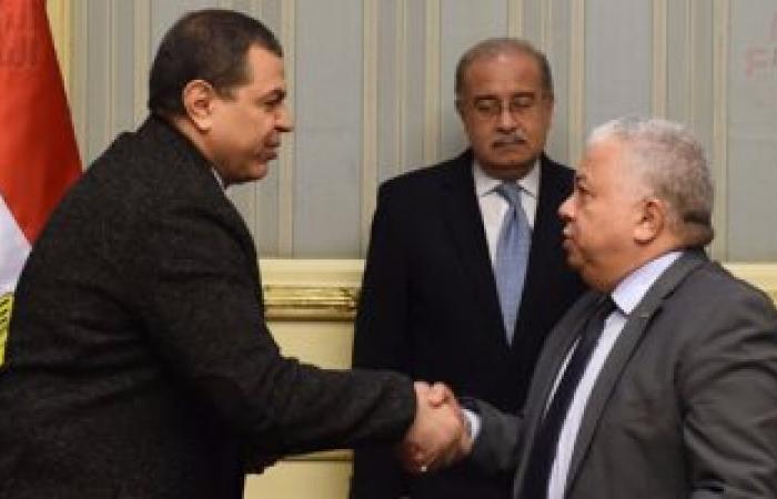 بالصور.. رئيس الوزراء يشهد توقيع بروتوكولى تعاون لوزارة القوى العاملة