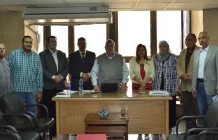 رئيس جامعة أسيوط: تجديد شهادة الأيزو 9001 الحاصل عليها النظام الإدارى بالجامعة