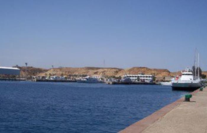 إغلاق ميناء شرم الشيخ البحرى لسوء الأحوال الجوية