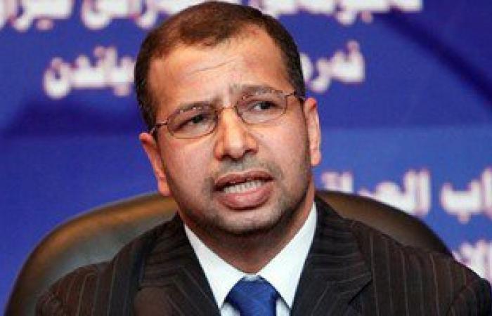 رئيس برلمان العراق يؤكد ضرورة توحيد الجهود والتخطيط لمرحلة ما بعد داعش