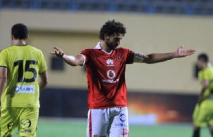 حسام غالى يقود شكوى لاعبى الأهلى ضد الشعلالى