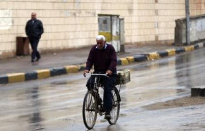 الأرصاد: أمطار على السواحل الشمالية اليوم.. والصغرى بالقاهرة 10