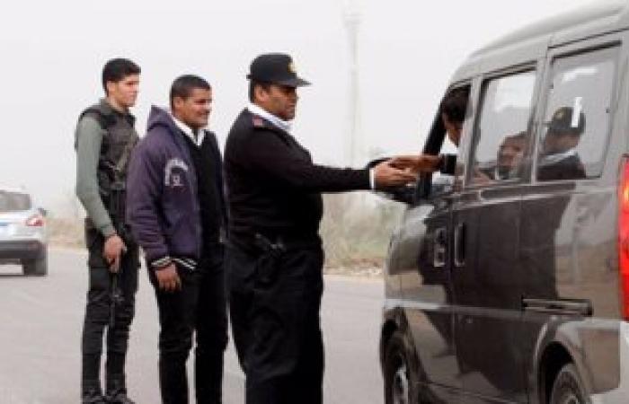 ضبط 29 سائقا لتعاطيهم المواد المخدرة أثناء القيادة بالطرق السريعة