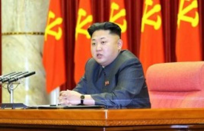 زعيم كوريا الشمالية يشهد مسابقة لإطلاق صواريخ وتدريبات لسلاح الطيران