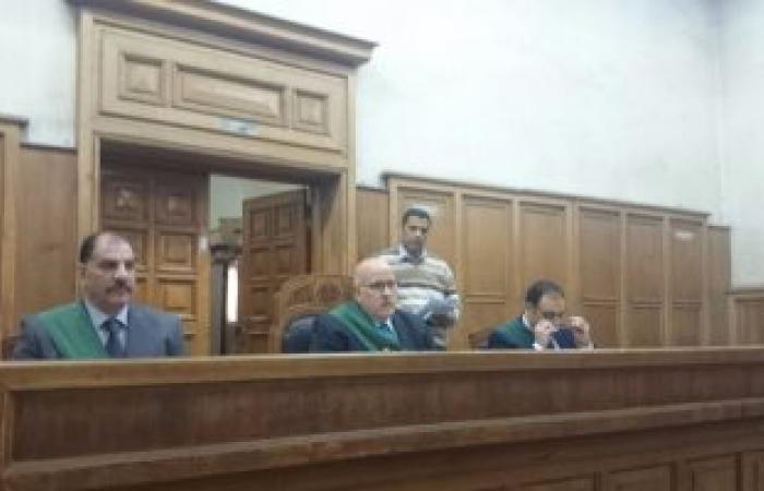 """حجز محاكمة متهمى """"خلية الاغتيالات"""" للحكم أول يناير"""