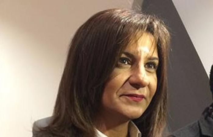 """بالصور.. نبيلة مكرم: اجتماع قناة السويس ختام جيد لمؤتمر """"مصر تستطيع"""""""
