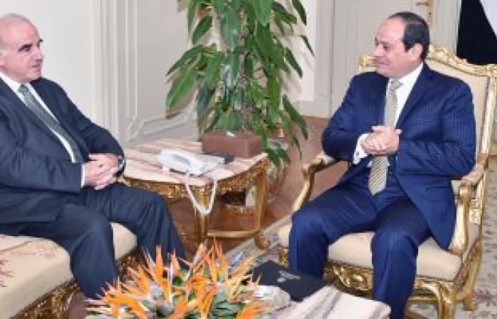 السيسي لوزير خارجية مالطا: نعول عليكم لشرح الأوضاع بمصر للاتحاد الأوروبى