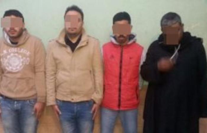 سمسار يستعين بــ4 أشخاص لقتل محاسب بسبب قطعة أرض بالهرم