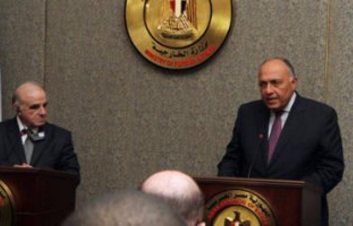 بالصور.. وزير خارجية مالطا: نحتاج للتعاون الاستخباراتى مع مصر لمحاربة الإرهاب