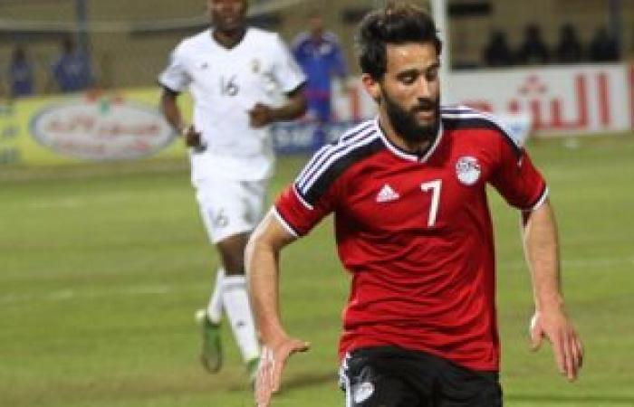 مرتضى منصور: باسم مرسى سيجدد للزمالك ونرحب بإعارته عربياً 6 شهور