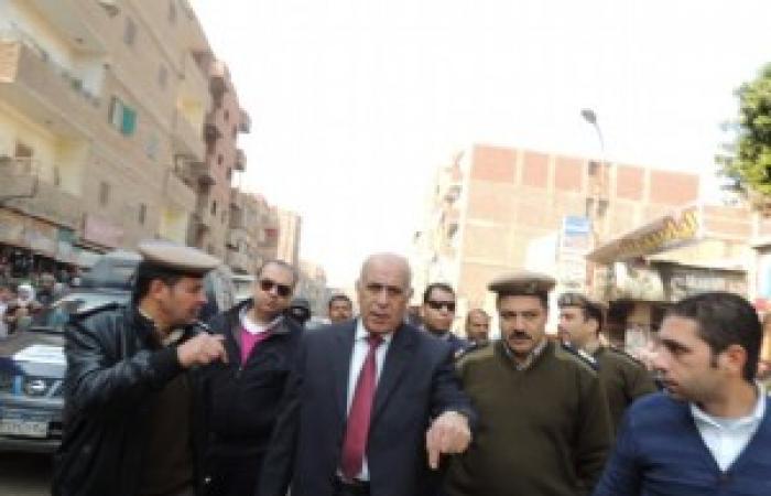 بالصور..مدير أمن المنيا يتفقد خدمات الكنائس والمطرانيات بالمحافظة