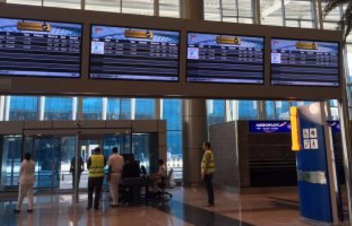 إلغاء 7 رحلات دولية بمطار القاهرة لعدم جدواها اقتصاديا