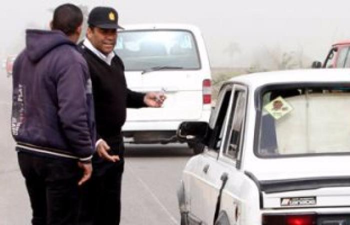 ضبط 23 سائقا لتعاطيهم المواد المخدرة أثناء القيادة بالطرق السريعة