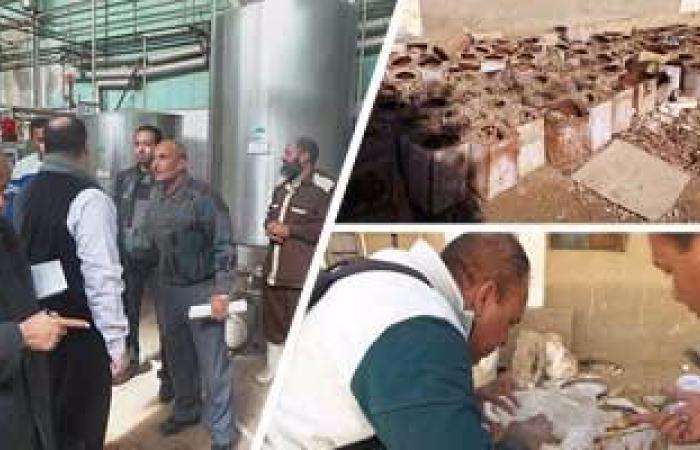 الرقابة الإدارية تضبط رئيس مجلس إدارة شركة التنمية الزراعية لتقاضيه رشوة
