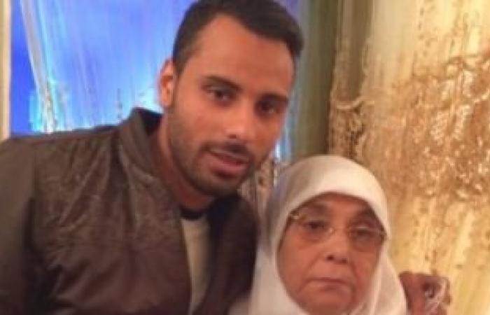 محمود جنش يحيى الذكرى السنوية الأولى لرحيل والدته