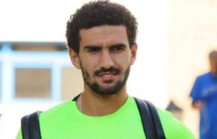 الإسماعيلى يهنئ محمد عواد حارس الدراويش بعد انضمامه لمنتخب مصر