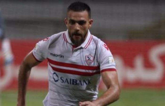 أحمد دويدار مستمر مع الزمالك بسبب المنتخب