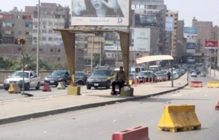 إغلاق جزئى لمحور 26 يوليو أعلى الإسكندرية الصحراوى لمدة 3 شهور