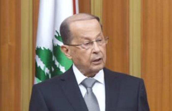 الرئيس اللبنانى يدين اعتداء اسطنبول ويتابع أوضاع اللبنانيين المصابين