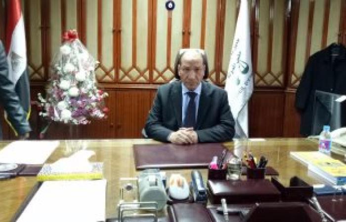 ننشر صور أمين عام مجلس الدولة الجديد بعد تسلمه مهام عمله