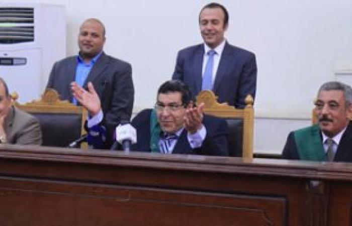 """جنايات القاهرة تستكمل عرض الأسطوانات بقضية """"كتائب حلوان"""""""