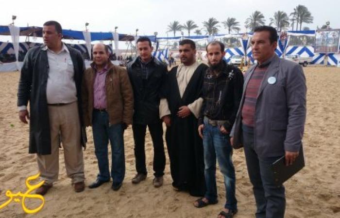 فعاليات مهرجان البحيرة الدولى للخيول العربية