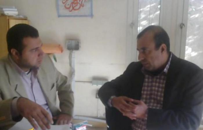 لقاء ثنائي بين سكرتير عام الوفد ومؤسس حركة المشاركة الشعبية بشأن الدستور