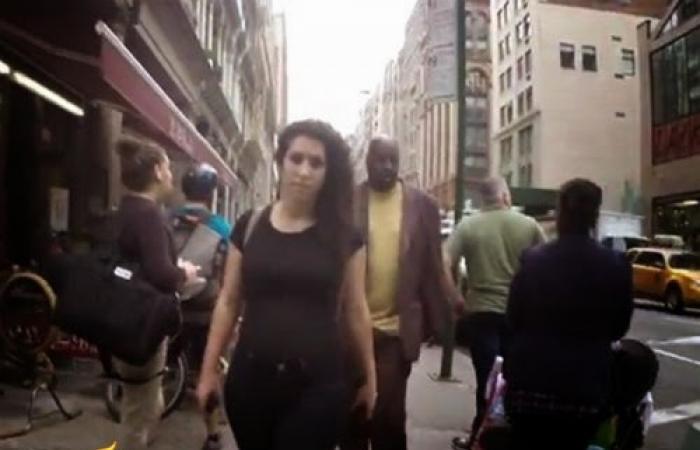 ممثلة أمريكية: تعرضت للتحرش أكثر من مائة مرة خلال 10 ساعات سير في نيويورك