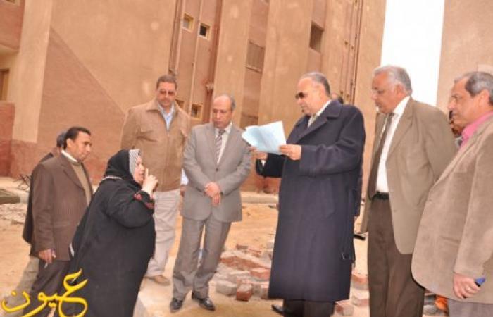 في عيد بني سويف القومي :  تسليم 280 وحدة سكنية الأولي بالرعاية