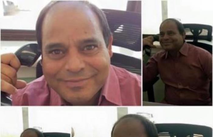 هندي مقيم بالكويت يشبه السيسي لدرجة كبيرة يحظى بإهتمام الجالية المصرية.. شاهد صوره