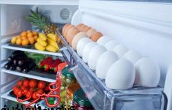 وضع البيض في الثلاجة يعرضك لأخطار صحية كارثية