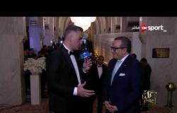 لقاء خاص مع عمرو الجناينى عضو مجلس إدارة نادى الزمالك سابقاً وحديث عن زيارة النجم ميسى لمصر