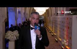 سيف زاهر يقدم حفلة استقبال النجم العالمى ميسى لمصر