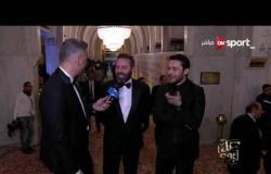 لقاء خاص مع أحمد حسن وحديث عن زيارة النجم ميسى لمصر