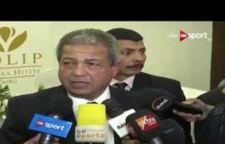 خاص مع سيف: تصريحات خالد عبد العزيز وزير الشباب والرياضة حول قانون الرياضة الجديد