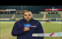 ستاد مصر: أخر استعدادات فريق وادى دجلة لمباراة الأهلى بعد أزمة عصام الحضرى