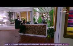 """8 الصبح - السفير حازم فهمي يتحدث عن دور """"الوكالة المصرية للشراكة من أجل التنمية"""""""