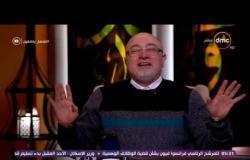 """الشيخ خالد الجندي: """"ملائكة العذاب مش بيأخدوا رشوة"""" - لعلهم يفقهون"""