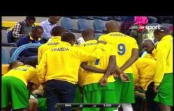 مباراة جنوب السودان ورواندا في تصفيات بطولة افريقيا للسلة