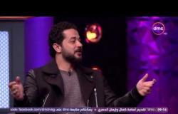 عيش الليلة - شريف سلامة يحكي غريب مع داليا مصطفى والقرود