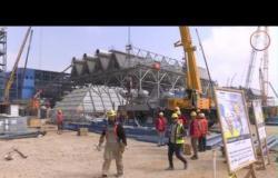الأخبار - dmc ترصد أحد أكبر محطات الكهرباء بالطاقة الشمسية  في العالم المتواجدة بالعاصمة الجديدة