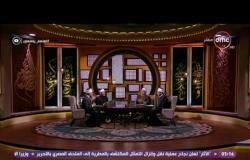 """لعلهم يفقهون - حلقة الخميس 16-3-2017 مع الشيخ خالد الجندي ورمضان عبد المعز حلقة """"الأئمة الأربعة"""""""