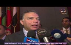 الأخبار - وزير النقل ومحافظ الأسكندرية يفتتحان المؤتمر الدولي للنقل البحري بالأسكندرية