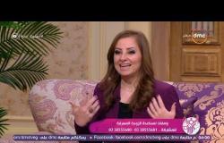 """السفيرة عزيزة - رانيا المارية """" الخبيرة الإقتصادية """"  ... لو الزوجة مسرفة هل الزوج هيبقى سعيد"""