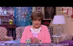 """السفيرة عزيزة - تعليق الإعلامية / سناء منصور على كلمة الرئيس السيسي  """" يا عظيمات مصر """""""