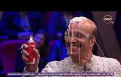 """عيش الليلة - """"لعبة أسئلة السرعة"""" مع سليمان عيد وإيهاب فهمي وأشرف عبد الباقي"""